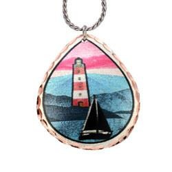 Marine Copper Necklace Collection