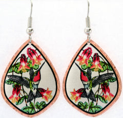 Colourful Lynn Bean Earrings