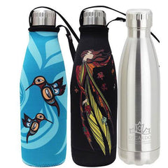 Stainless Steel Bottles with Sleeves