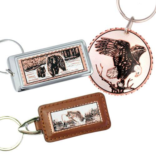 Copper Key Holders