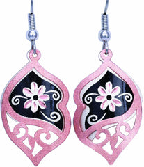 Filigree Earrings - Oscardo