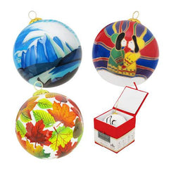 Glass Ornaments - Oscardo