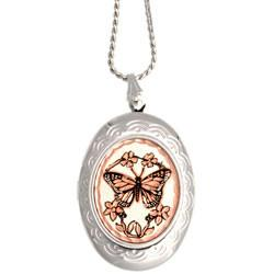 Copper Lockets