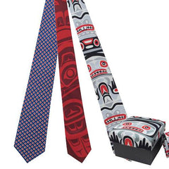 Slim Silk Ties