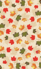 Ruth Lund Triple Leaves Tea Towel
