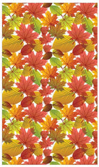 'Fall Leaves' Microfibre Towel
