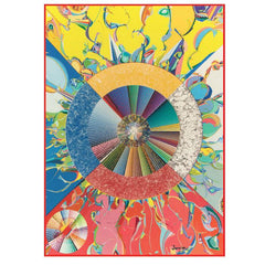 Alex Janvier Morning Star Microfibre Towel