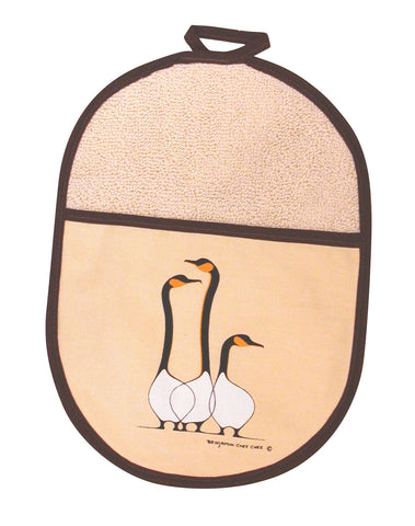 'Friends' Oval Pot Holder - Oscardo