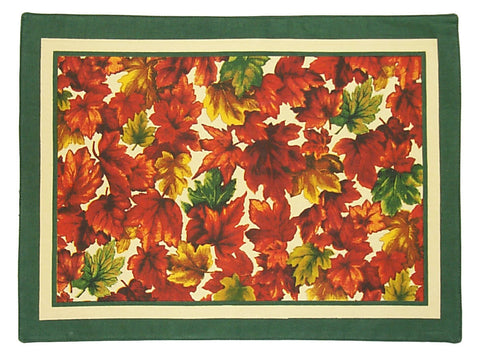 Falling Leaves Placemat