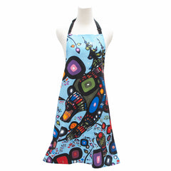 John Rombough Bear Apron