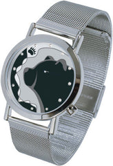 Bear Silver Collection Watch-Men