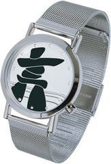 Inukshuk Silver Collection Watch-Men