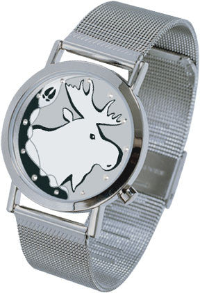 Moose Silver Collection Watch-Men