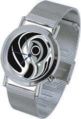 Raven Silver Collection Watch-Men