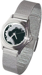 Bear Silver Collection Watch-Ladies