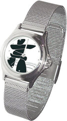 Inukshuk Silver Collection Watch-Ladies