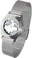 Moose Silver Collection Watch-Ladies