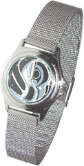 Raven Silver Collection Watch-Ladies