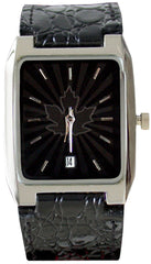 Maple Leaf Ebony Collection Watch-Men