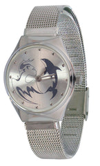 Maxine Noel Orca Mother Artist Collection Watch