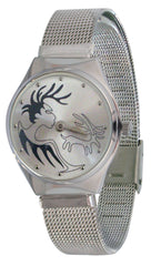 Maxine Noel People of the Deer Artist Collection Watch