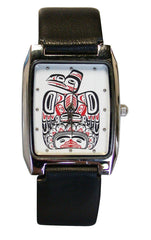 Bill Reid Children of the Raven Artist Collection Watch