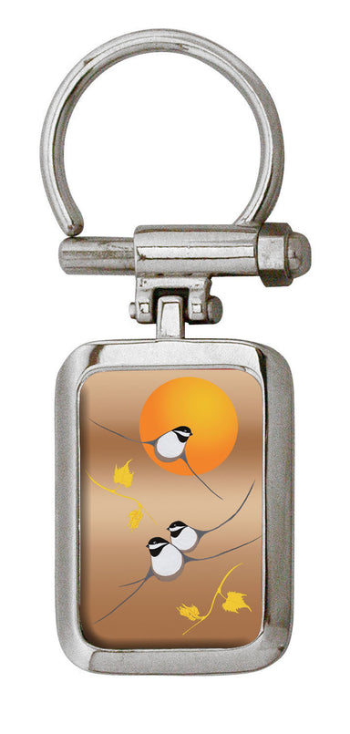'Chickadee' Artist Collection Key Holder - Oscardo