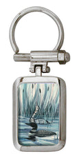 Sue Coleman Loon Artist Collection Key Holder
