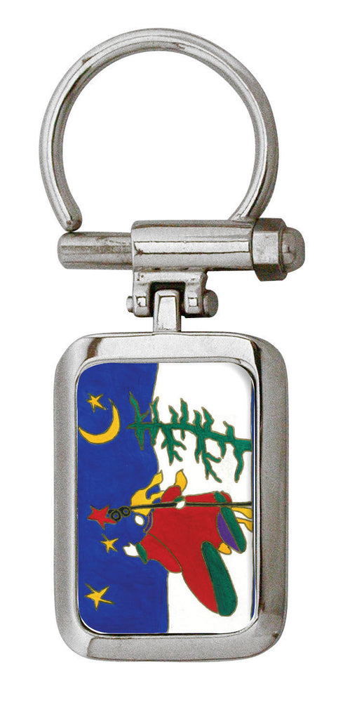 Dawn Oman Earth Angel Artist Collection Key Holder
