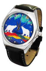 Dawn Oman Sky Watchers Artist Collection Watch