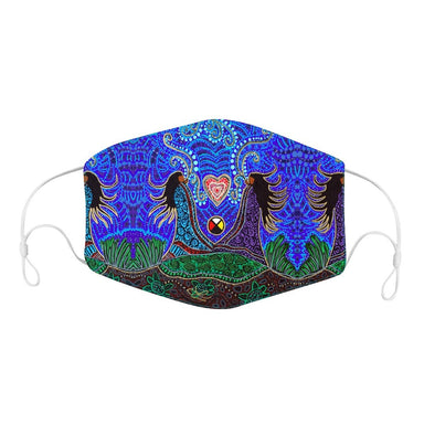Leah Dorion Breath of Life Reusable Face Mask - Temporarily Out of Stock until Oct 15 - Oscardo