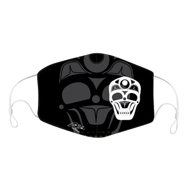 James Johnson Skull Reusable Face Mask - Out of Stock until Oct 15, 2020 - Oscardo