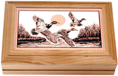 Loon Rectangular Wooden Box
