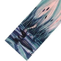 'Loon' Silk Oblong Scarf - Oscardo