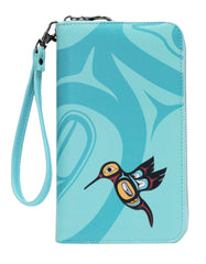 'Hummingbird' Travel Wallet - Oscardo