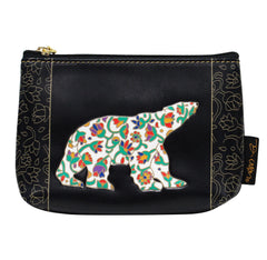 Dawn Oman Spring Bear Coin Purse