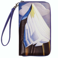 Lawren Harris Mount Lefroy Travel Wallet
