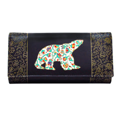 Dawn Oman Spring Bear Wallet