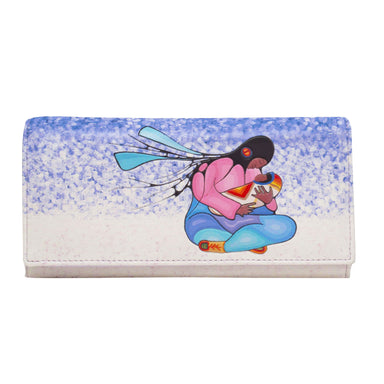 Cecil Youngfox Joyous Motherhood Wallet - Oscardo