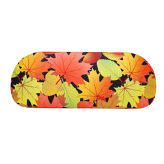 Fall Leaves Eyeglasses Case
