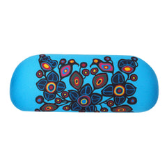 Norval Morrisseau Flowers and Birds Eyeglasses Case