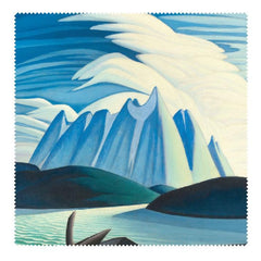 Lawren Harris Lake and Mountains Microfibre Glass Cleaner