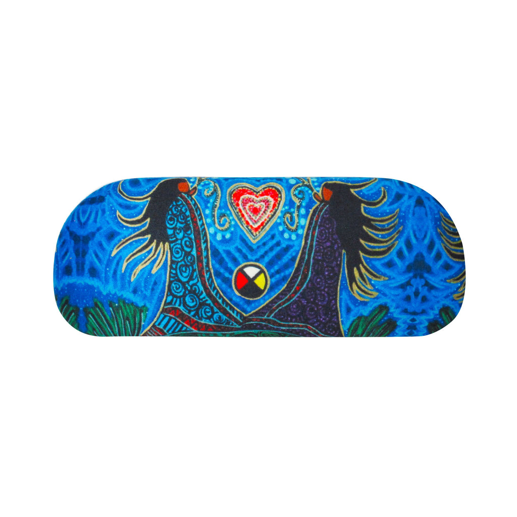 Leah Dorion Breath of Life Eyeglasses Case