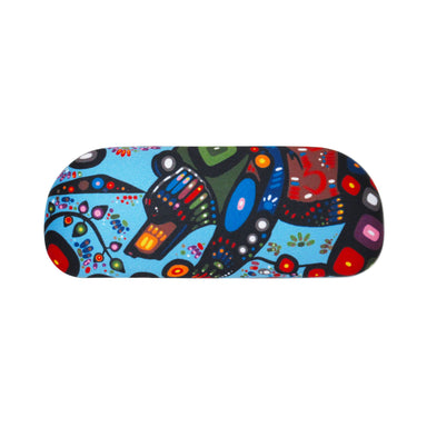 John Rombough Bear Eyeglasses Case - Oscardo