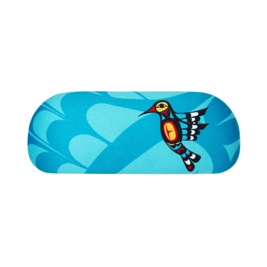 Francis Dick Hummingbird Eyeglasses Case - Oscardo