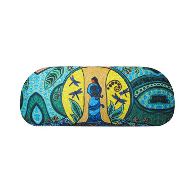 Leah Dorion Strong Earth Woman Eyeglasses Case - Oscardo