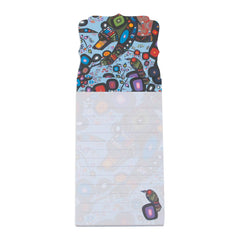 John Rombough Bear Magnetic Note Pad