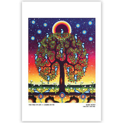 James Jacko Tree of Life Art Card