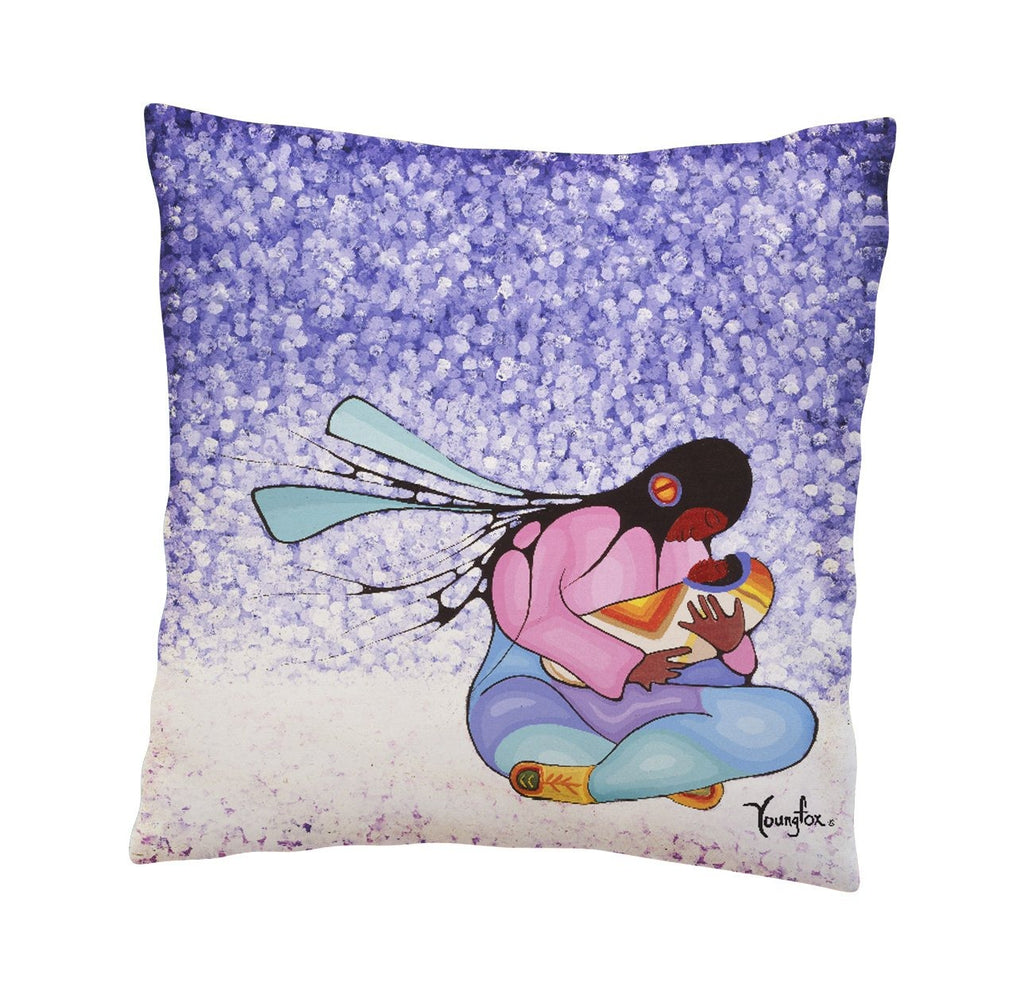 Cecil Youngfox Joyous Motherhood Cushion