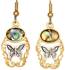 Butterfly Ocean Dance Earrings